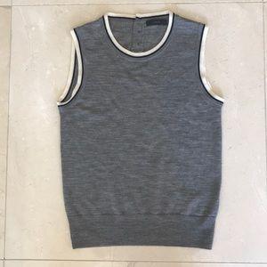 Jcrew merino wool sweater vest: size S